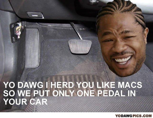 - Mac Pedal